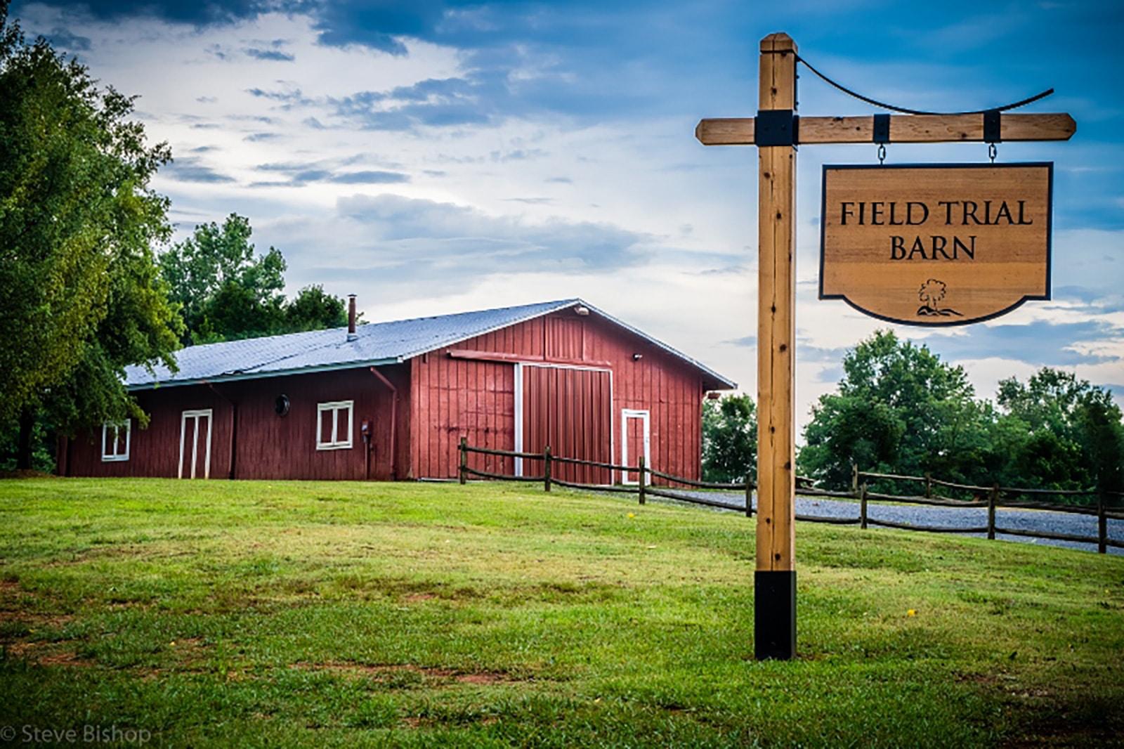 Field Trail Barn