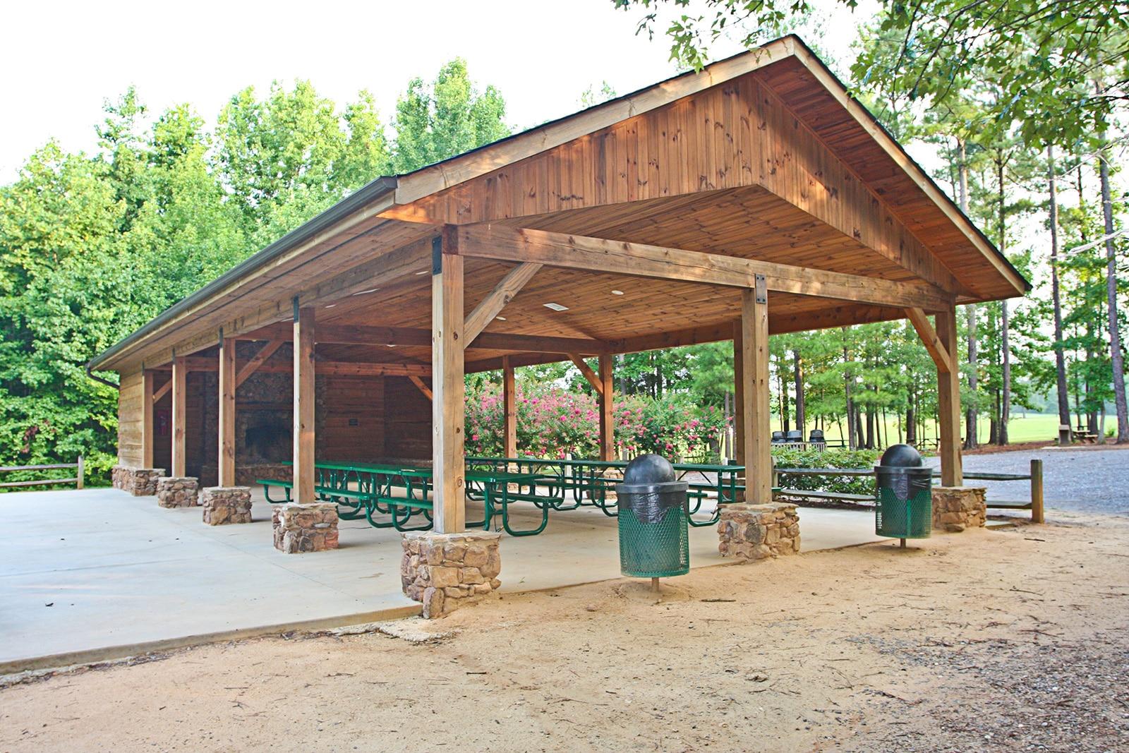 Rush Pavilion