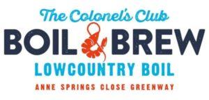 Colonel's Club Boil & Brew Logo2