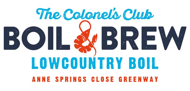 Colonel's Club Boil & Brew Logo
