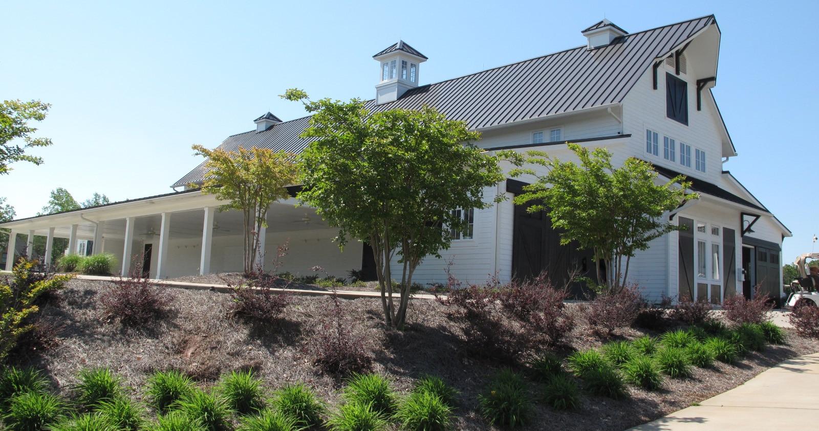 Springfield Golf Pavilion