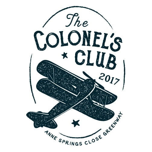ColonelsClub Navy