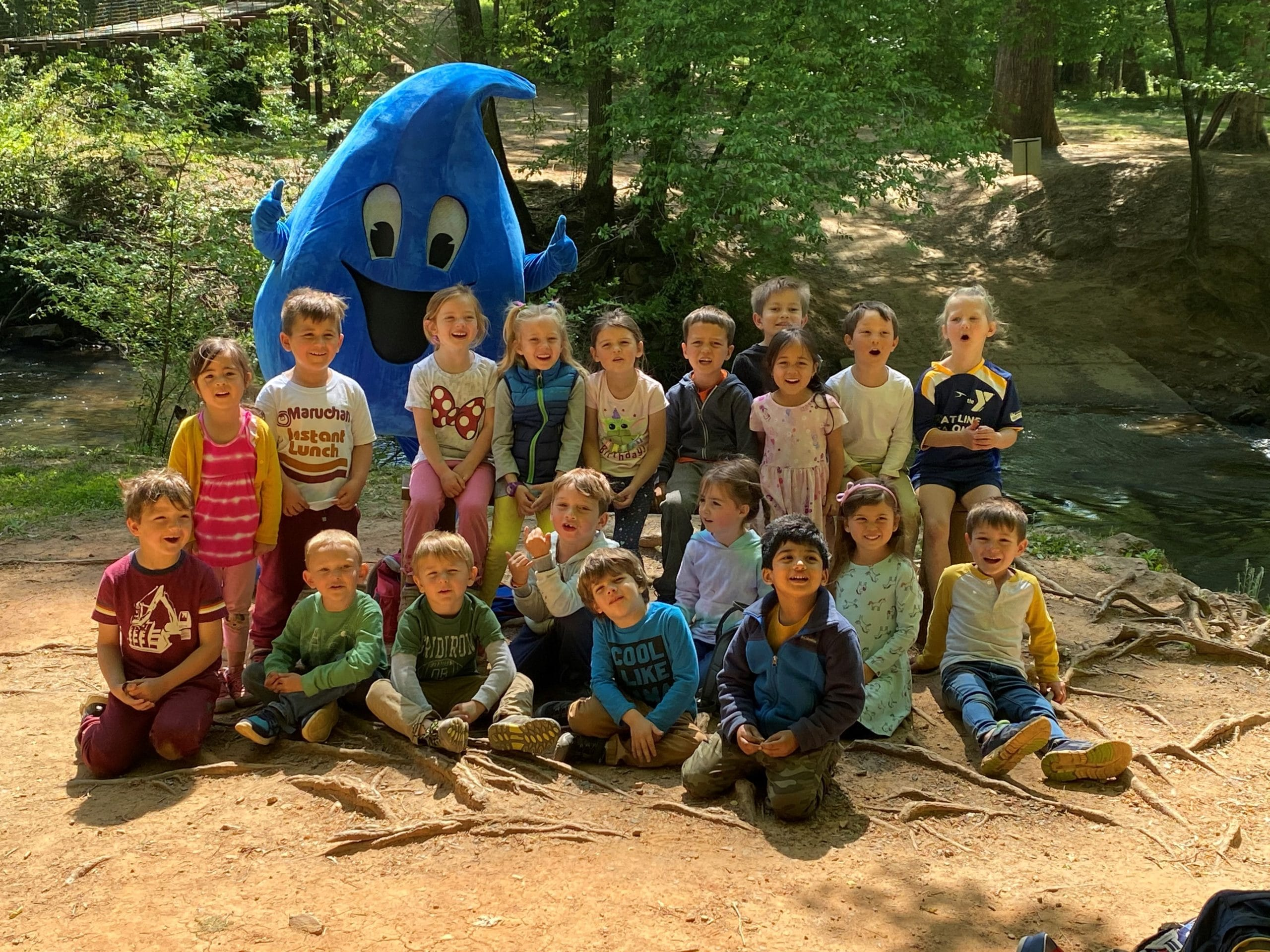 Kids Learn Water Conservation