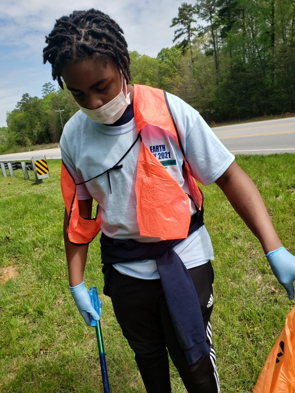 Earth Day Conservation 2021 Anne Springs Close Greenway