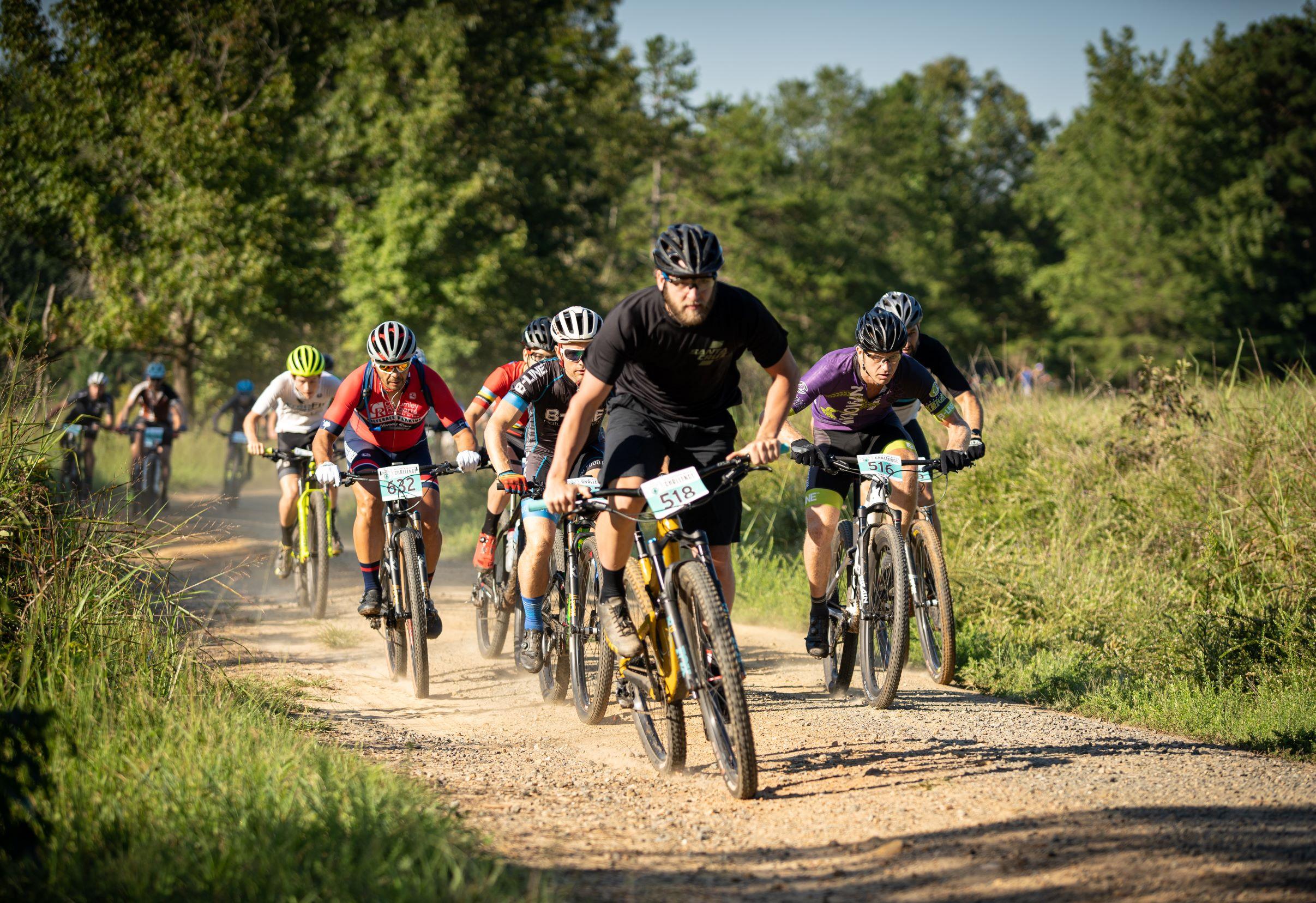 Tree Shaker Mountain Bike Challenge 2019